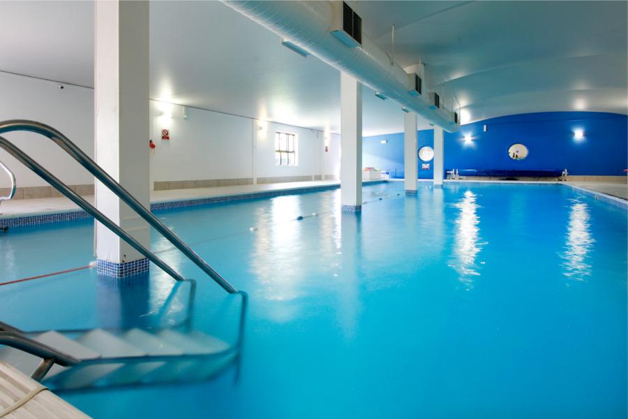 Gym with swimming pool Leighton Buzzard