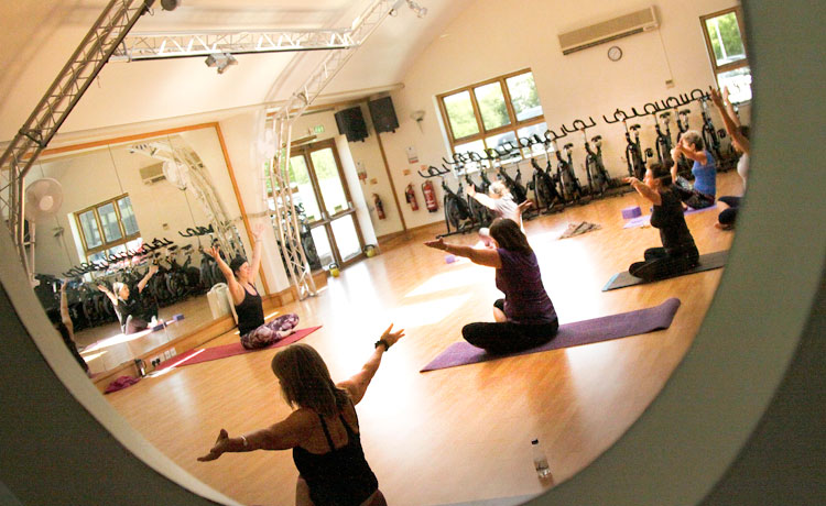 Gym classes near Leighton Buzzard